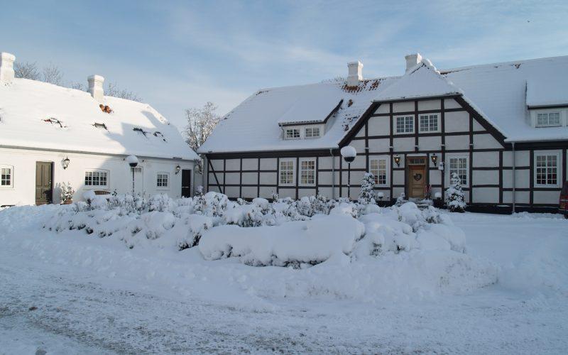 Julefrokost på Saltoftehus